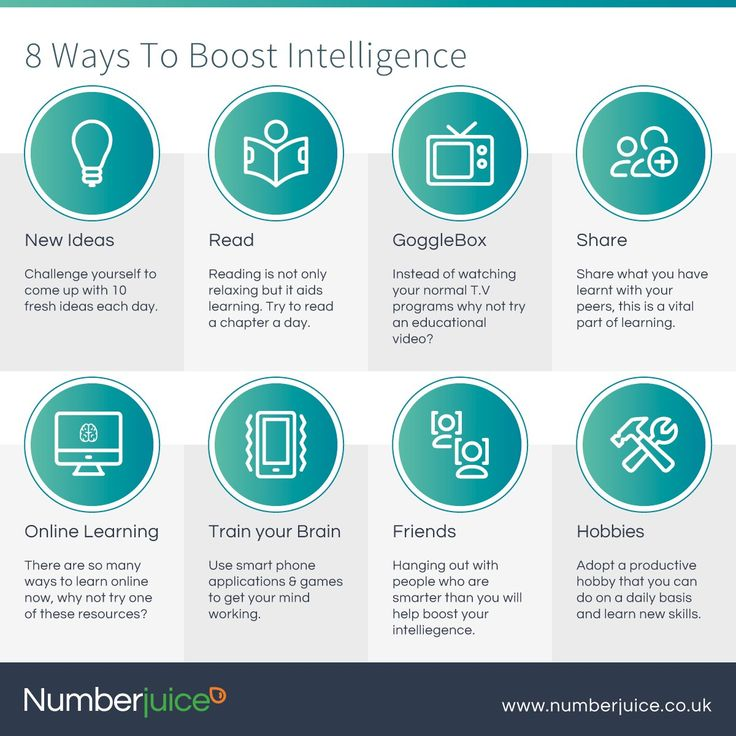 8 ways to boost your IQ