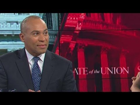 Massachusetts Governor Deval Patrick On Election 2014: Dems didn't stand for anything