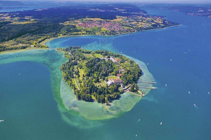 Insel Mainau Die Blumeninsel Im Bodensee Bodensee Urlaub Mainau Island Ausflug