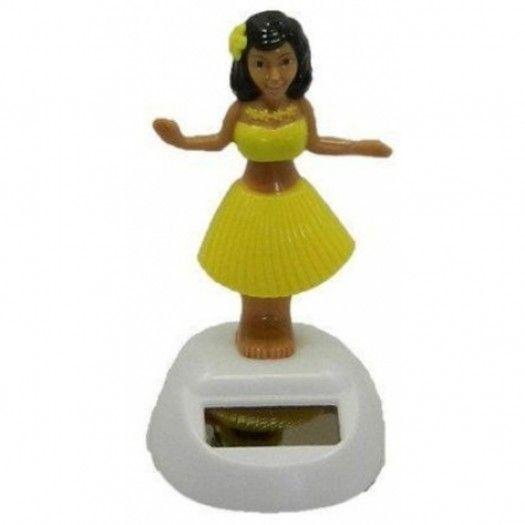 Güneş Enerjili Solar Dans Eden Kız
