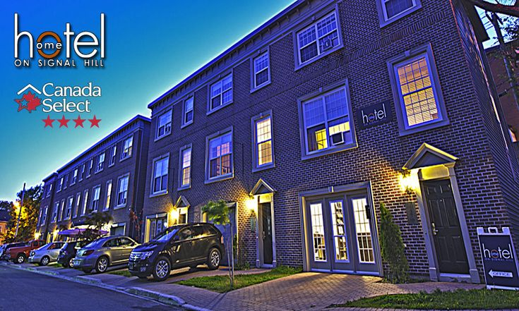 4 Star Bed and Breakfast Accommodation St. John's Newfoundland