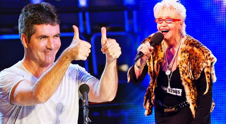 Country Music Lyrics - Quotes - Songs Simon cowell - She May Look Like An Innocent Granny, But That All Changes When The Music Starts - Youtube Music Videos https://countryrebel.com/blogs/videos/she-may-look-like-an-innocent-granny-but-that-all-changes-when-the-music-starts