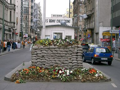 People flock to Checkpoint Charlie in Berlin every year. Should they? I offer the history of the site and alternative places to learn about the Berlin Wall. #gogermany