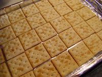 There and Back Again Food: Mystery Cuisine: Simply Crackers Candy