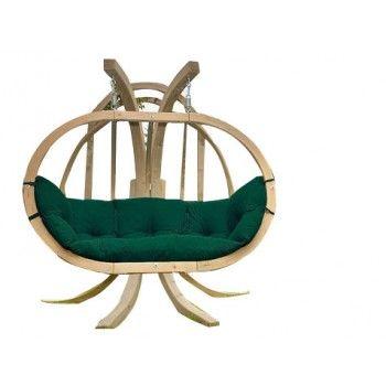 Hangstoel Globo Royal met standaard - Luilak hangmatten en hangstoelen