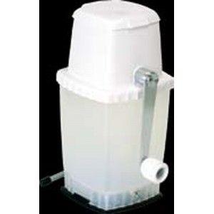 APS ice crusher - handmatig Verkrijgbaar op www.apssupply.nl