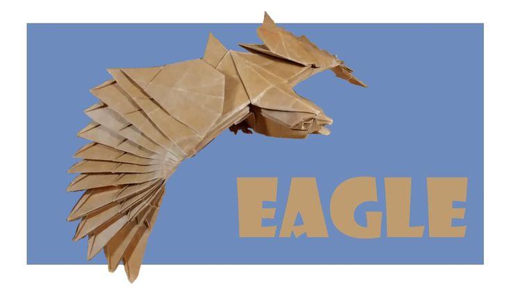 Eagle Origami Tutorial (Nguyen Hung Cuong)
