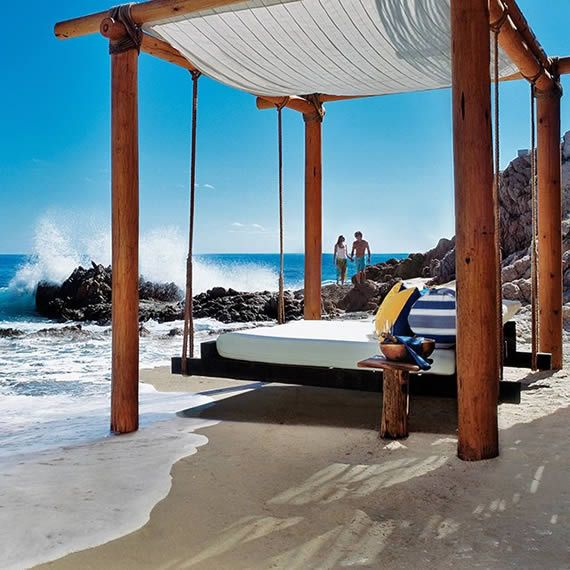"""The Romantic Hotel """"One and Only"""", Los Cabos, Mexico"""