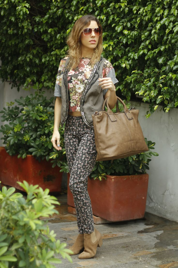 If you like this Cool Boho Look, I invite you to register and vote for me :) www.mango.com/itgirlscolombia Vote for Andrea Renaud!