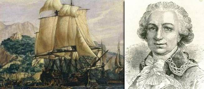 6 avril 1768 ♦ À Tahiti, Bougainville est accueilli par une nuée de femmes nues. Partouze générale !
