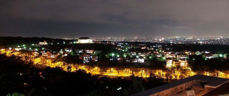 Bandung Malam Hari - Bandung at Night