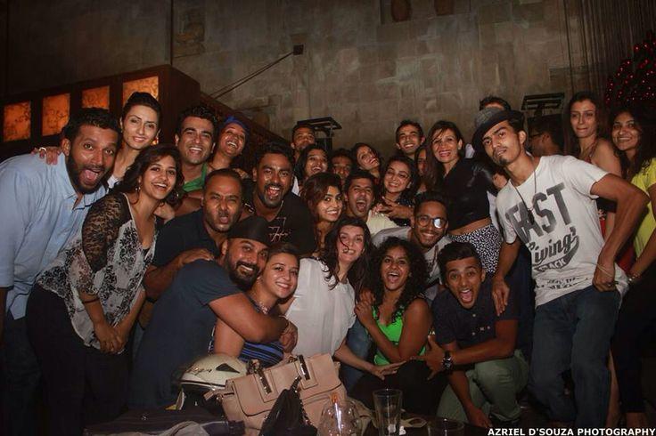 Salsa Night every Wednesday at Shiro Mumbai #salsadancing #socialparty