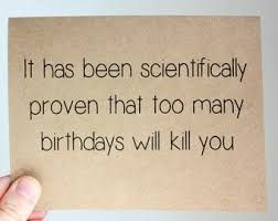 Image result for what to write in a birthday card for a friend funny