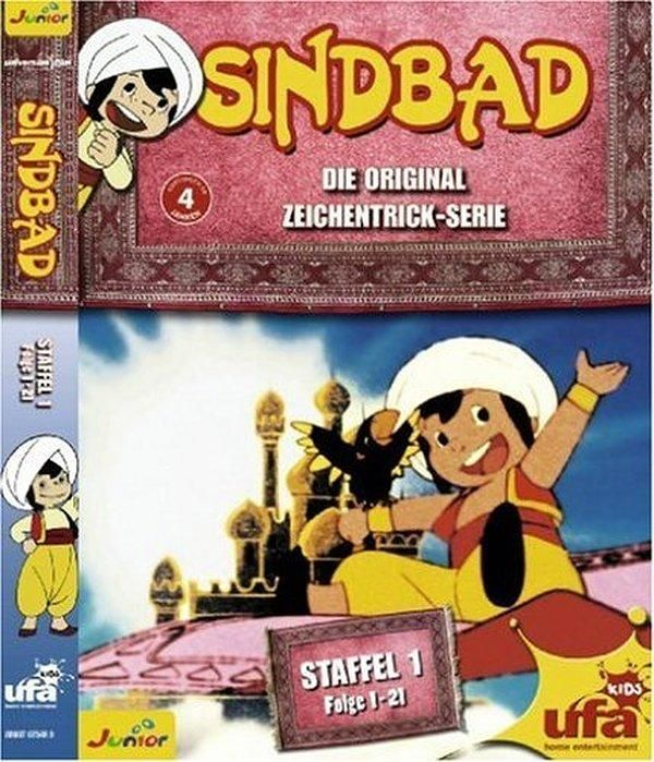 The Arabian Nights: Adventures of Sinbad (TV Series 1975- ????)