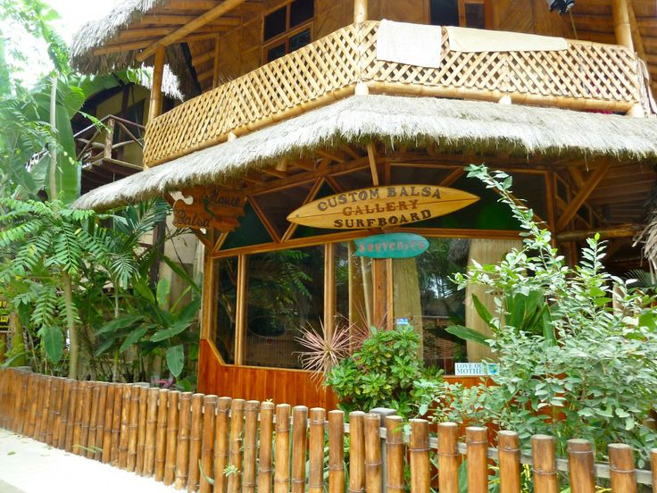 Ecuador small beach Towns | Balsa Surf Camp in Montañita, Ecuador - PointsandTravel.com