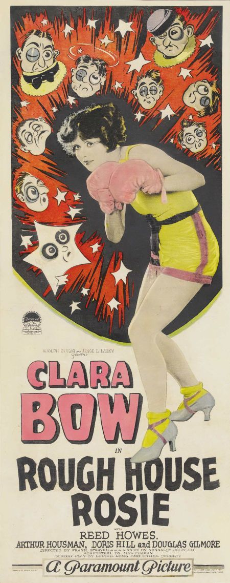clara bow - rough house rosie