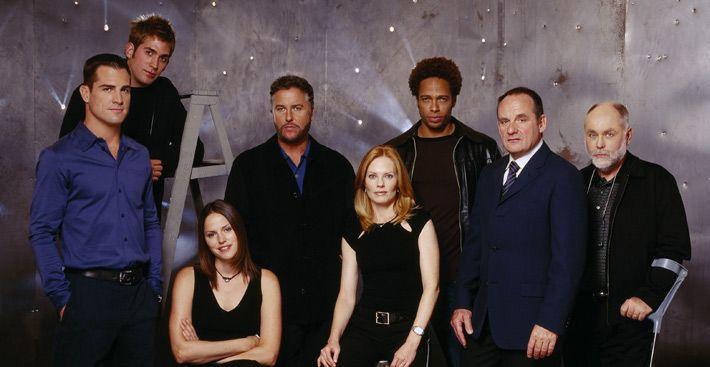 CSI: 科学捜査班 シーズン4