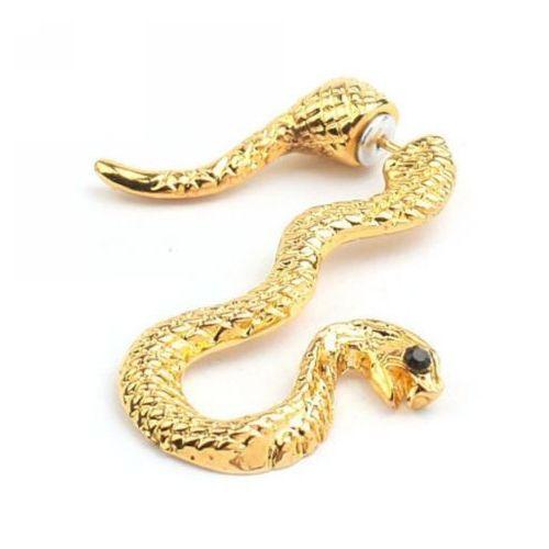 Oorpiercing sier slang