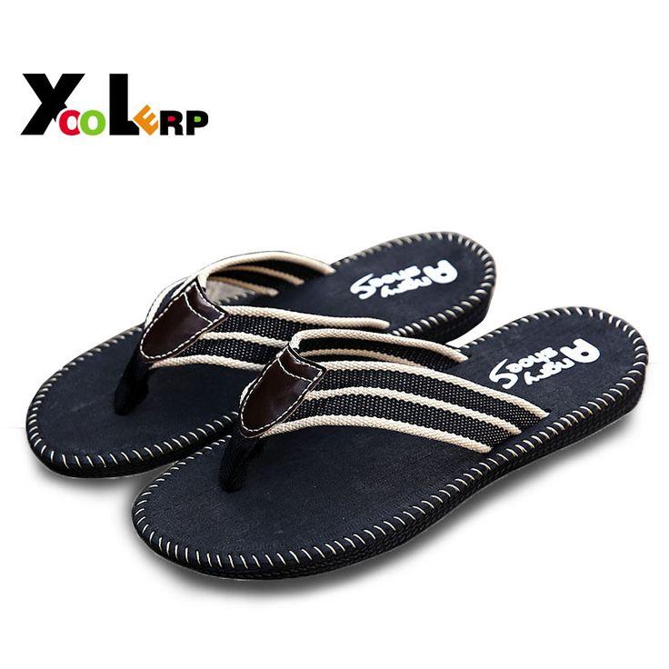$9.14 (Buy here: https://alitems.com/g/1e8d114494ebda23ff8b16525dc3e8/?i=5&ulp=https%3A%2F%2Fwww.aliexpress.com%2Fitem%2FNew-2016-Sandals-Men-Flip-Flops-Summer-Shoes-Men-s-Flip-flops-Beach-Shoes-Men-Slippers%2F32652797670.html ) New 2017 Sandals Men Flip Flops Summer Shoes Men's Flip-flops Beach Shoes Men Slippers Casual Sandalias Slippers Wholesale for just $9.14