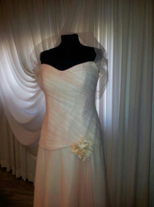 Abito da sposa creazioni Francesca Cellamare
