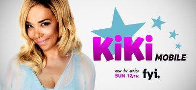 """La nueva serie televisiva de FYI """"Kiki Mobile"""" se estrenará durante el Mes del Legado Hispano el domingo 17 de septiembre a las 12 pm ET"""