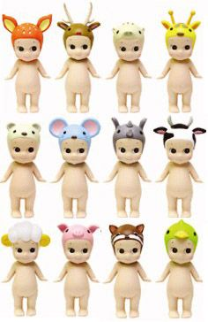 I love Sonny Angel - Les Figurines Sonny Angel Animal Series chez Bianca and Family