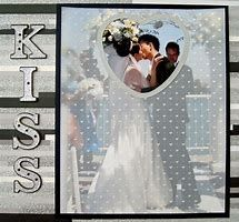 Image result for Wedding Scrapbook Layouts #weddingscrapbooks