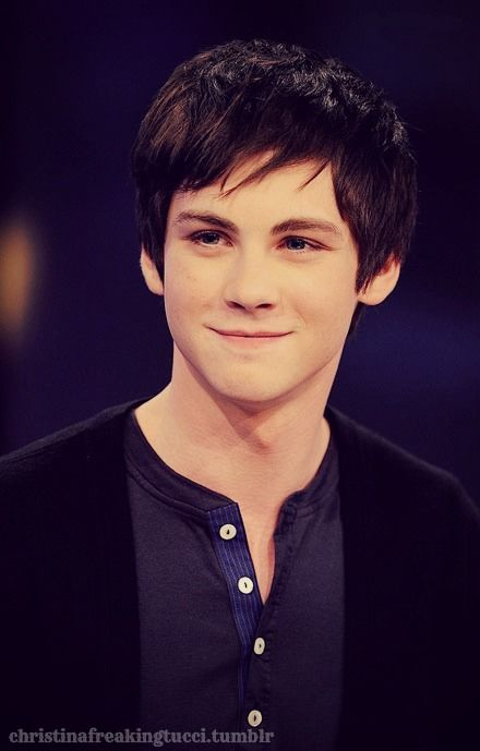 Logan Lerman... soo cute ..!
