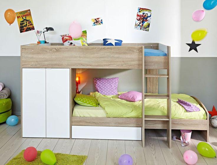 Kinderbett junge 90x200  Die besten 25+ Mädchen bett 90x200 Ideen auf Pinterest | Bett ...