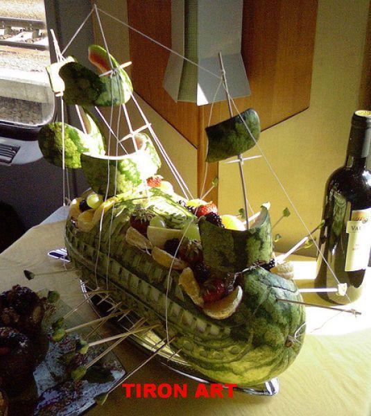 44 best watermelon bowls images on pinterest fruit. Black Bedroom Furniture Sets. Home Design Ideas
