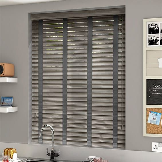 how to clean wooden window blinds