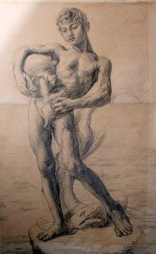 vincenzo_gemito_La_sorgente_1908_Napoli