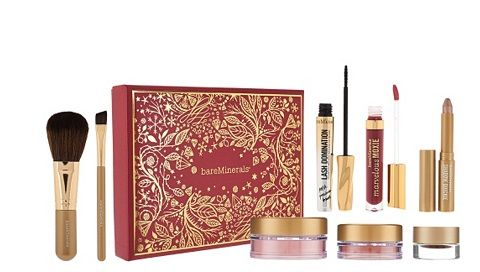 Bare Minerals Divine Decadence 8 Piece Holiday Set QVC Today's Special Value for November