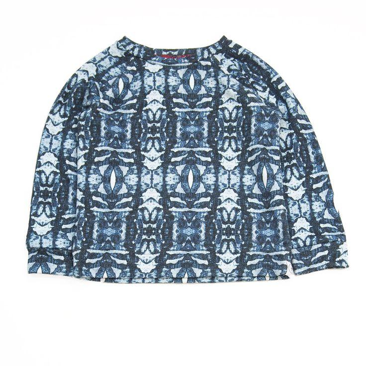 Sweatshirt Aspen Navy