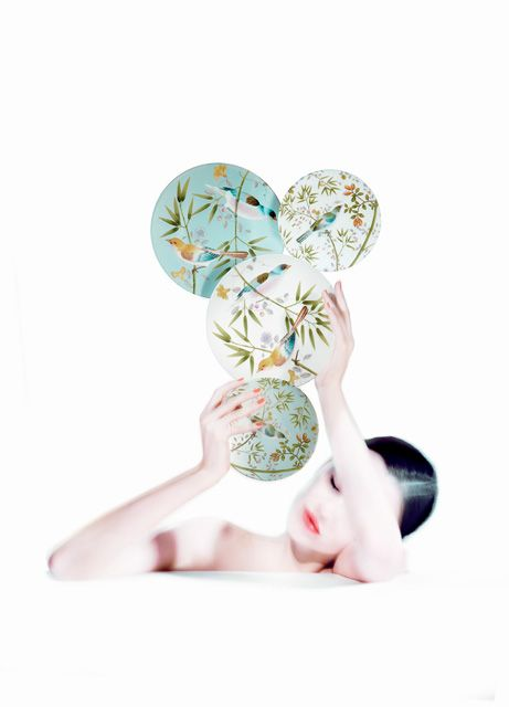 #Raynaud - Limoges #porcelain - Paradis collection