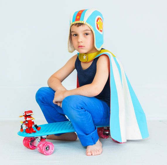 Cap moto-héros & Hat Set