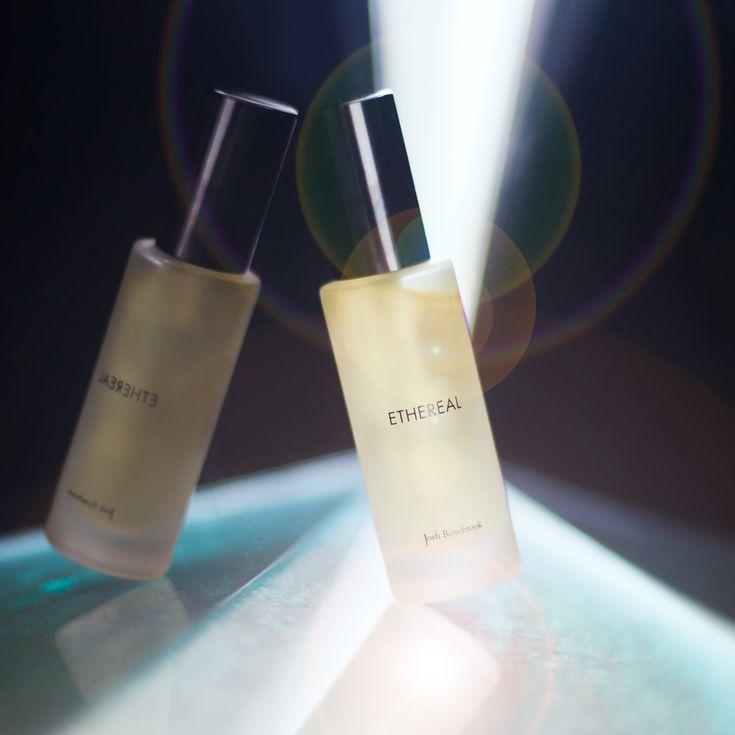 Josh Rosebrook Ethereal #beauty #greenbeauty #fragrance #orgainc #natural