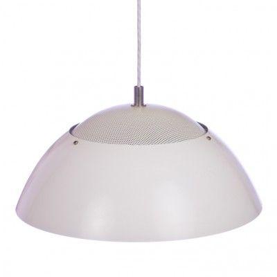 Located using retrostart.com > Safari Hanging Lamp by Peter Hvidt for Nordisk Solar