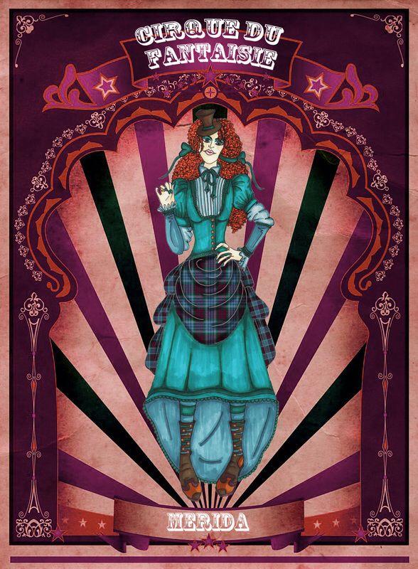 Merida by Louise's Designs (c) 2015