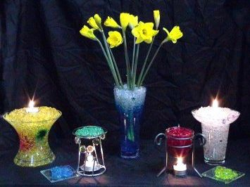 101 Uses of Flora Gel! There are some many ways to use Flora Gel including in floral displays, oil burners, for smelly jelly, floating candles and so much more...... Take a look at our website: https://www.polymerinnovations.com.au/product/flora-gel/ #Candle #OilBurner #SmellyJelly #Floating #Flowers #Floral #JellyWrestling #CoolPacks