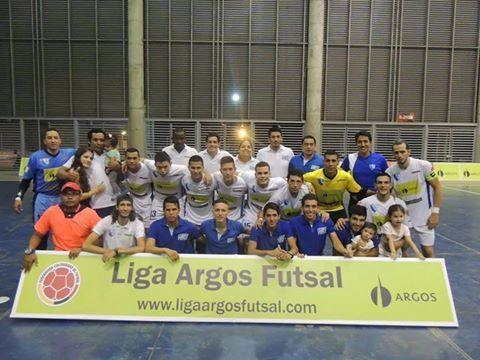 Gran Equipo! Una Excelente Famila! #LigaArgosFutsal #CampazFutsal @FutsalFCF