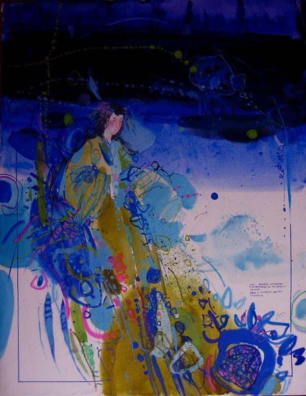 Японской поэзии. на Behance