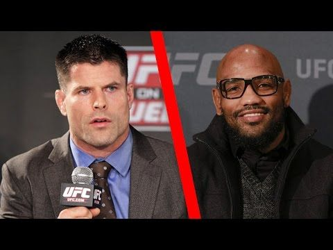 Brian Stann Bashes Yoel Romero For His In-Cage Antics - http://www.lowkickmma.com/UFC/brian-stann/