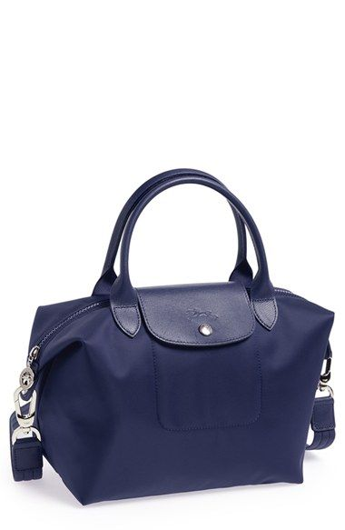 Longchamp 'Le Pliage Neo - Small' Tote available at #Nordstrom in black