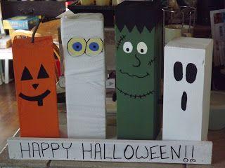 Niks & Naks: Halloween decorations