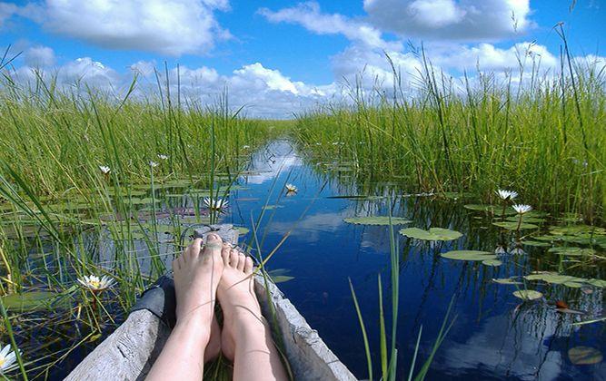 Travel Packages & Tours | Botswana Budget Mobile Safari - Getaway Magazine
