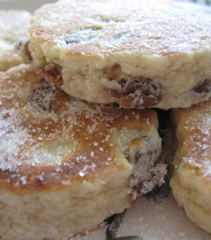 Simple Welsh Cake Recipe
