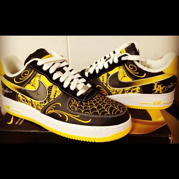 Nike Air Force 1 Low Supreme WBF