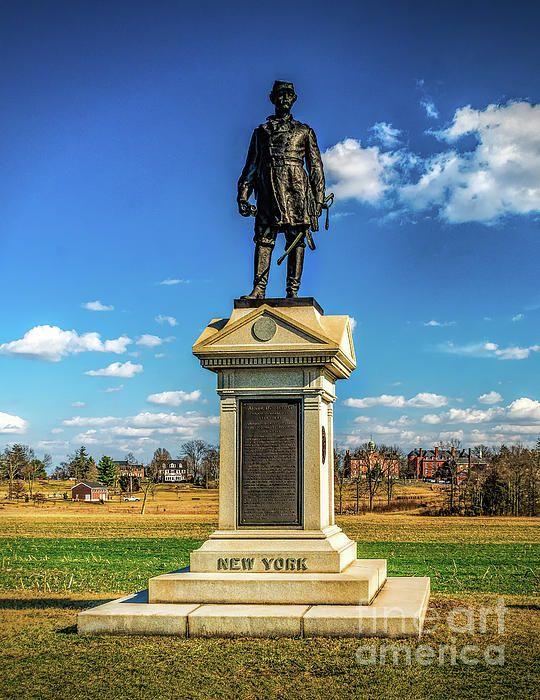 General Abner Doubleday - Gettysburg National Park