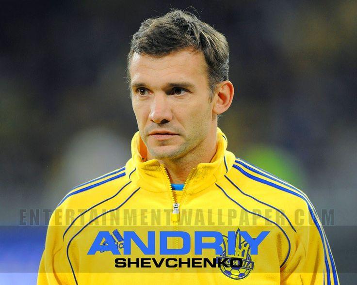 I grandi campioni del passato VOL 1-ANDRIY SHEVCHENKO